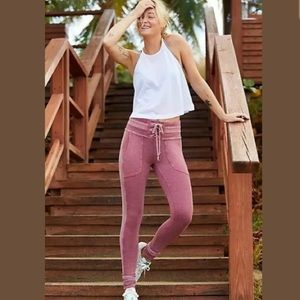 Free People FP Movement Bodhi Lace Up Legging M